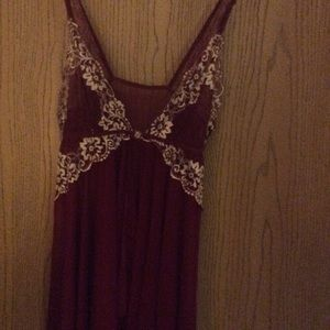 Women's babydoll top brand new
